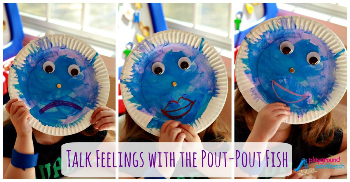 The Pout Pout Fish Helping Emotional Children With Big