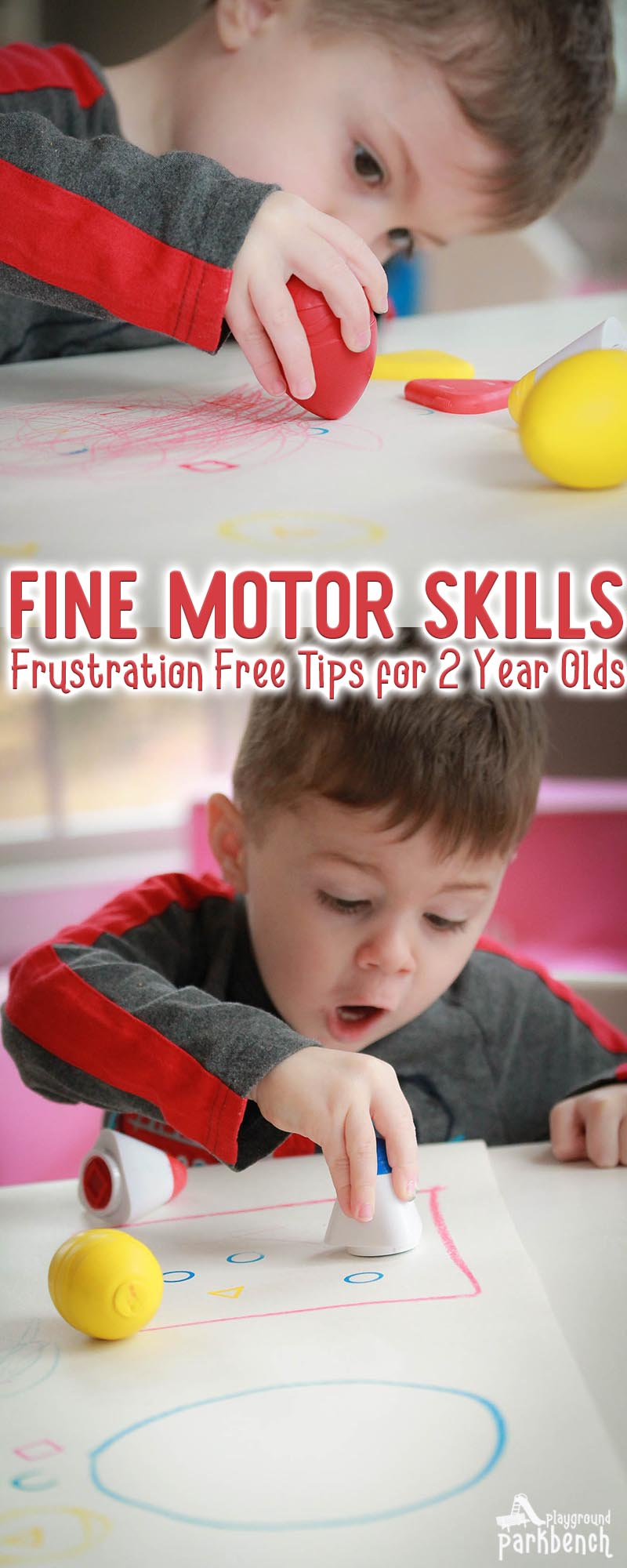 Quick and Easy Fine Motor Activities for 2 Year Olds